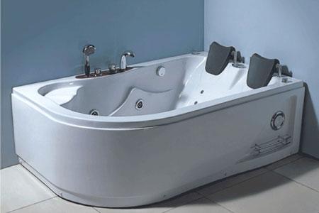 Badewanne Für 2 Personen.Varadero Whirlpool Badewanne 2 Personen Spa 170 X 115 Cm