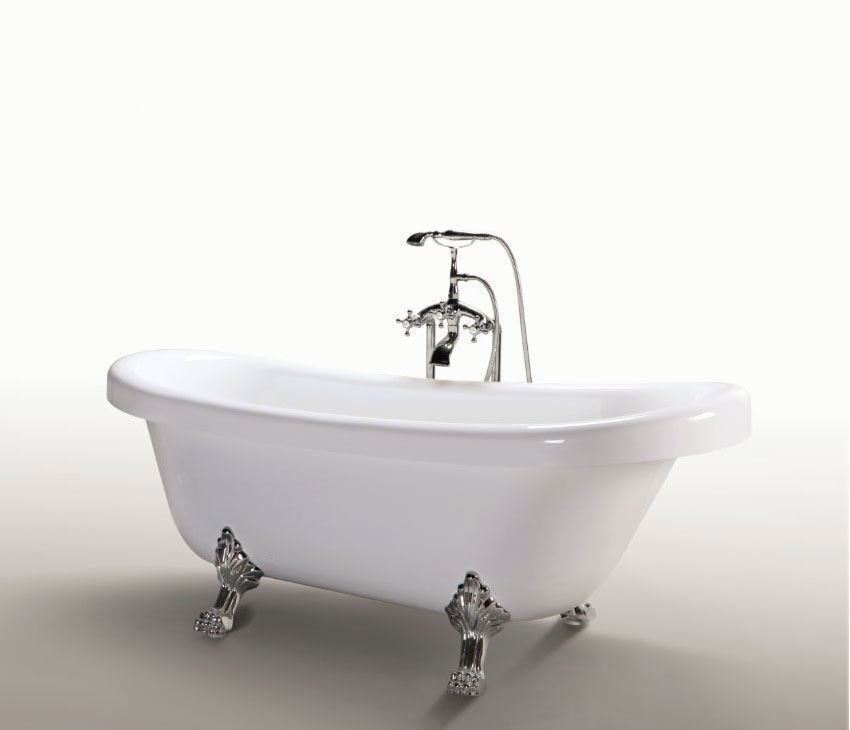 Vintage Freestanding Bathtub