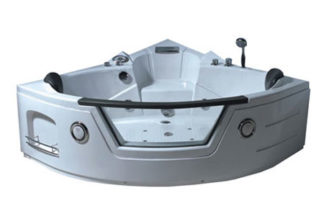 Whirlpool Corner Bathtub