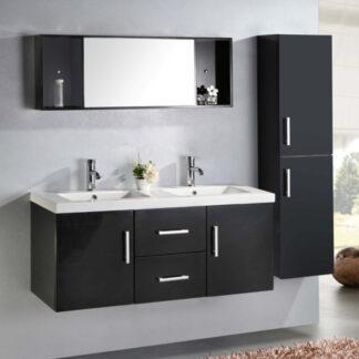 Malibu Bathroom Cabinet Set 120 Cm Double Sink