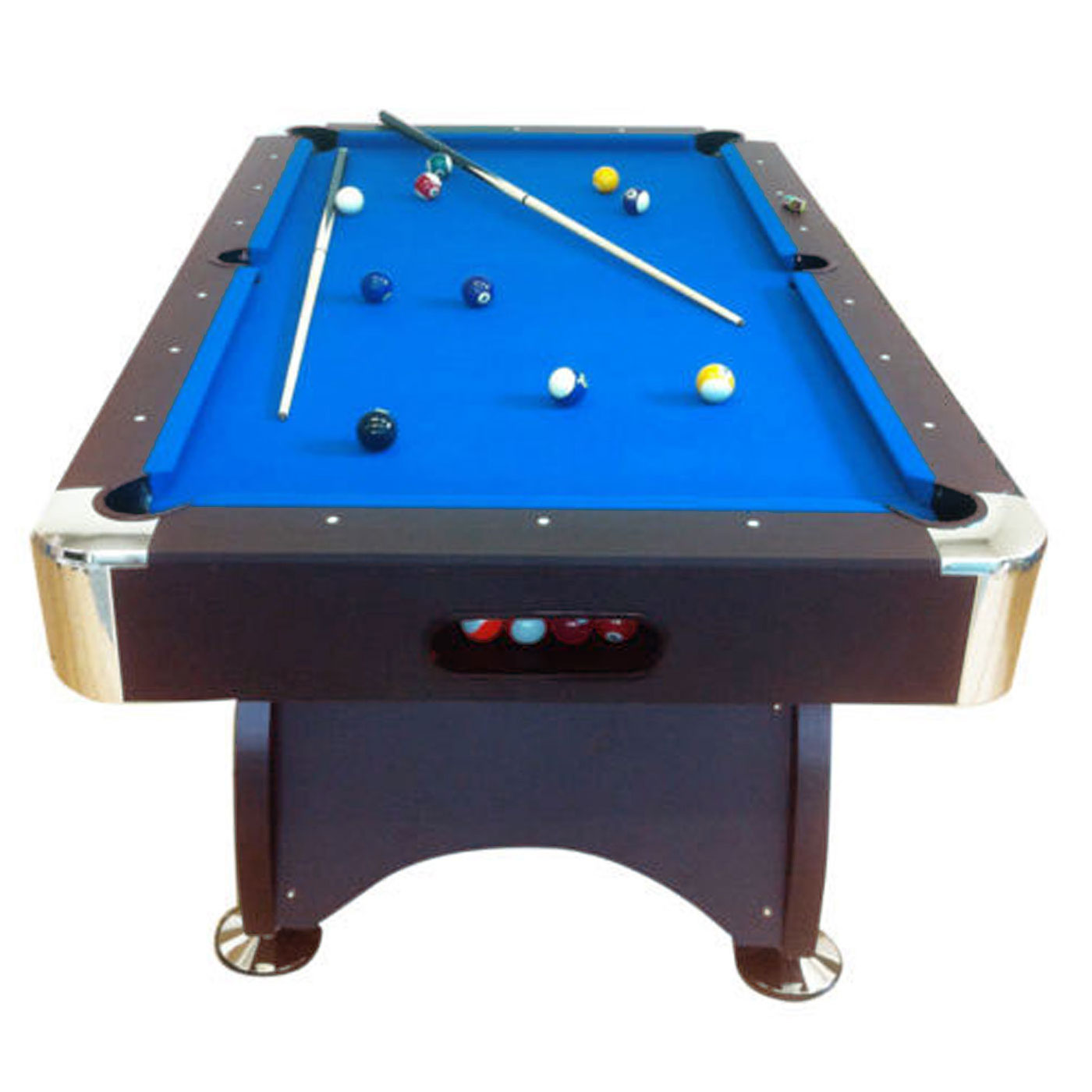 7 FT Pool Table