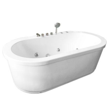 Corner Freestanding Bathtub