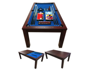 Table de Billard transformable
