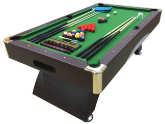 7 pieds Table de Billard Full Optional – Table de Billard