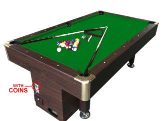 Billard table de pool