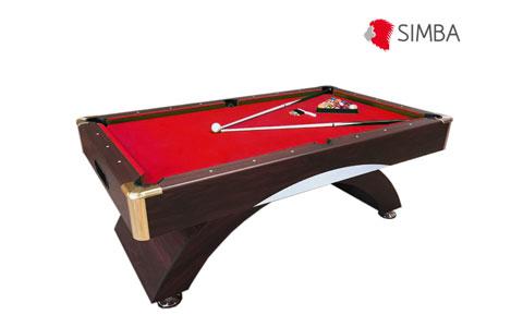 7 pieds napoleone table de billard moderne simbashoppingfr - Table de billard moderne ...