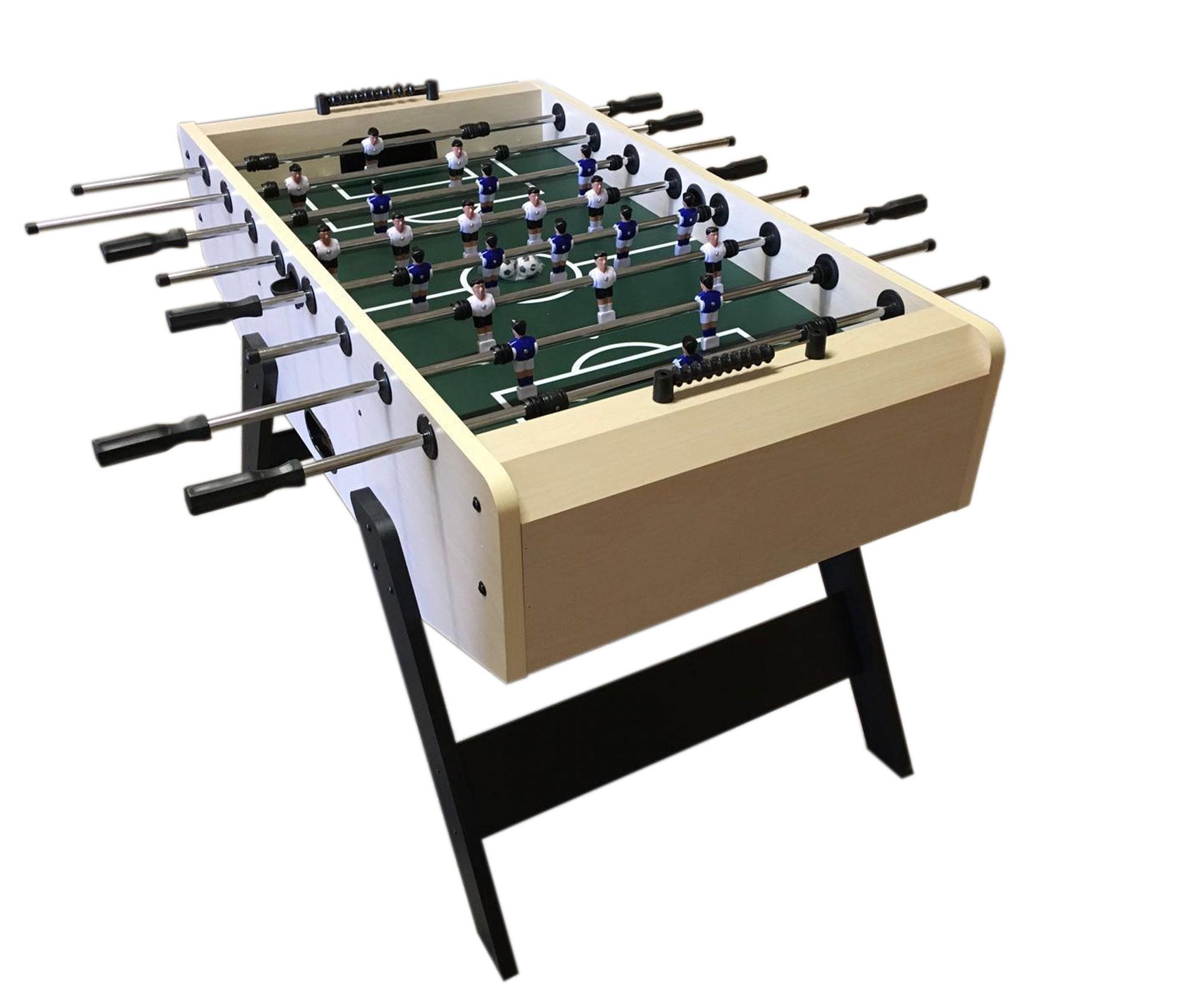 babyfoot bernabeu table de jeu football simbashopping france. Black Bedroom Furniture Sets. Home Design Ideas