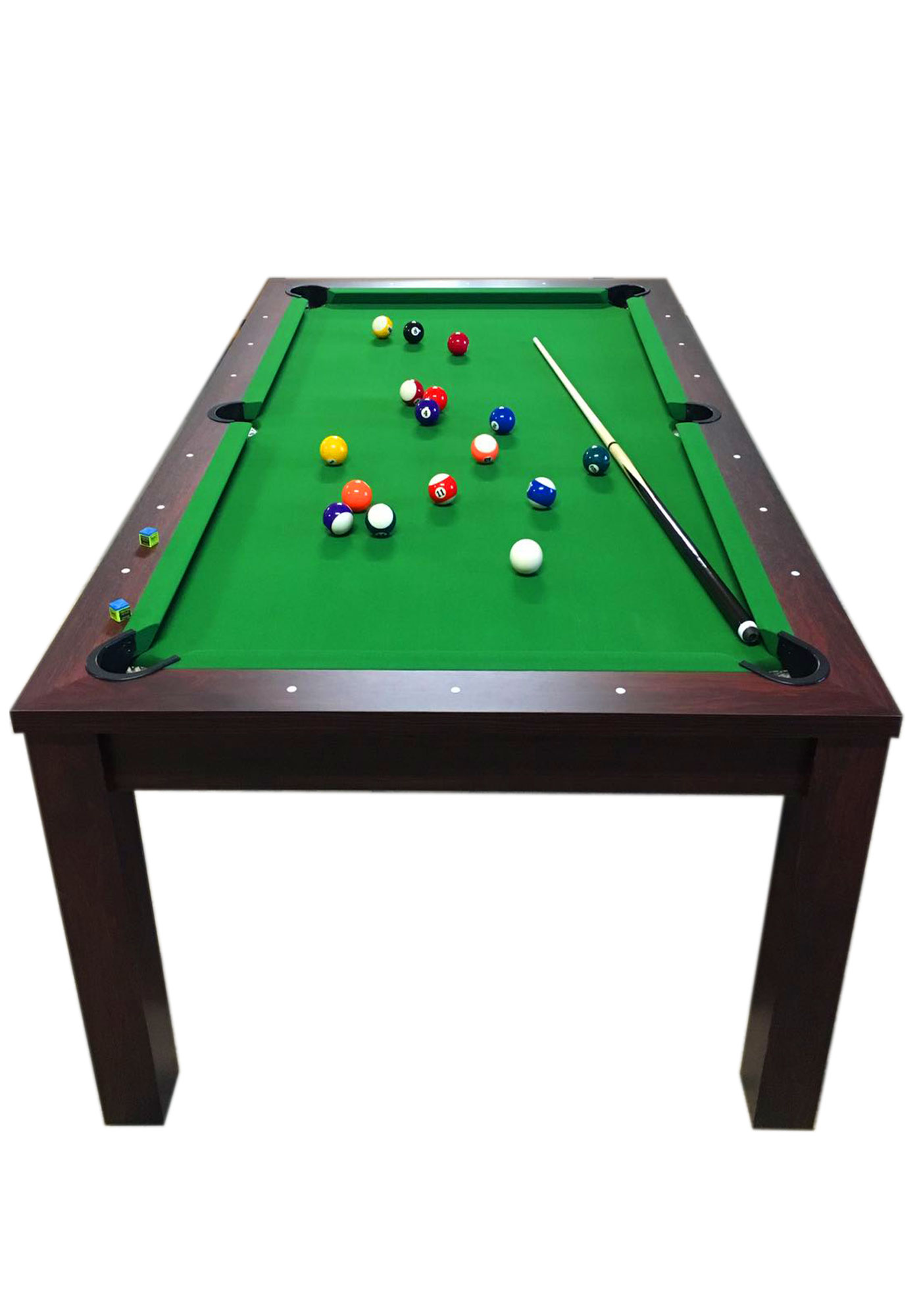 7 pieds green star full optional table de billard transformable en table. Black Bedroom Furniture Sets. Home Design Ideas
