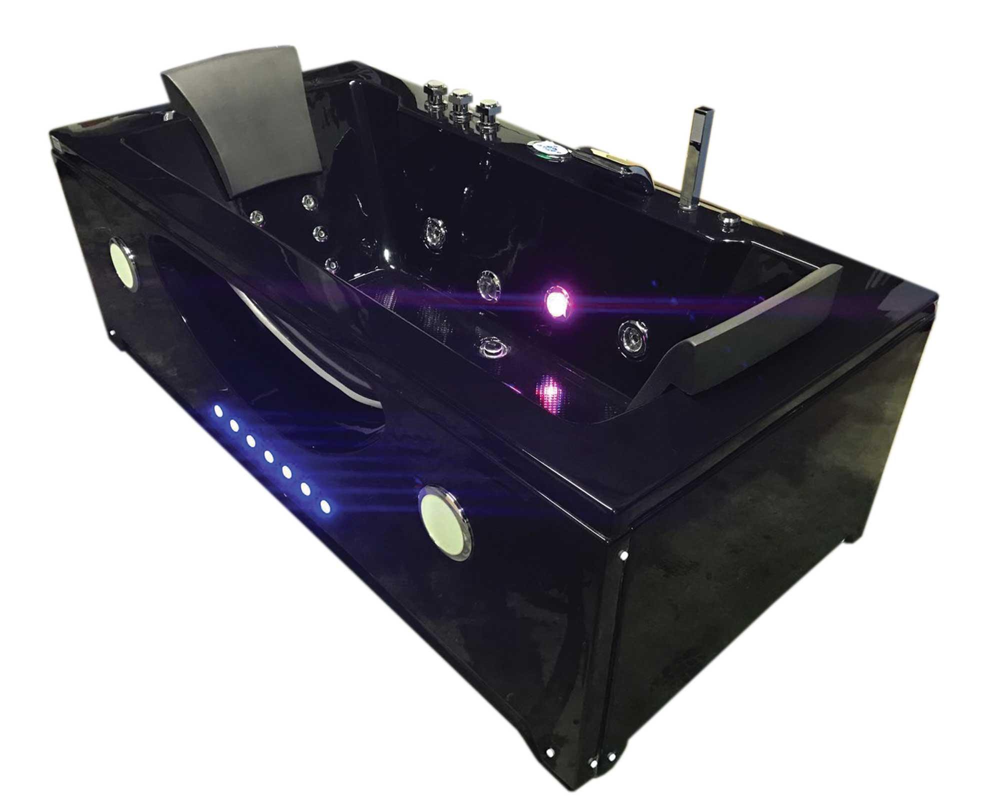 hypnotic baignoire baln o chromoth rapie 180 x 90 cm simbashopping france. Black Bedroom Furniture Sets. Home Design Ideas