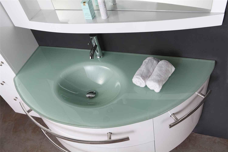 Ambassador meuble de salle de bain 120 cm colonne et for Colonne bagno moderne