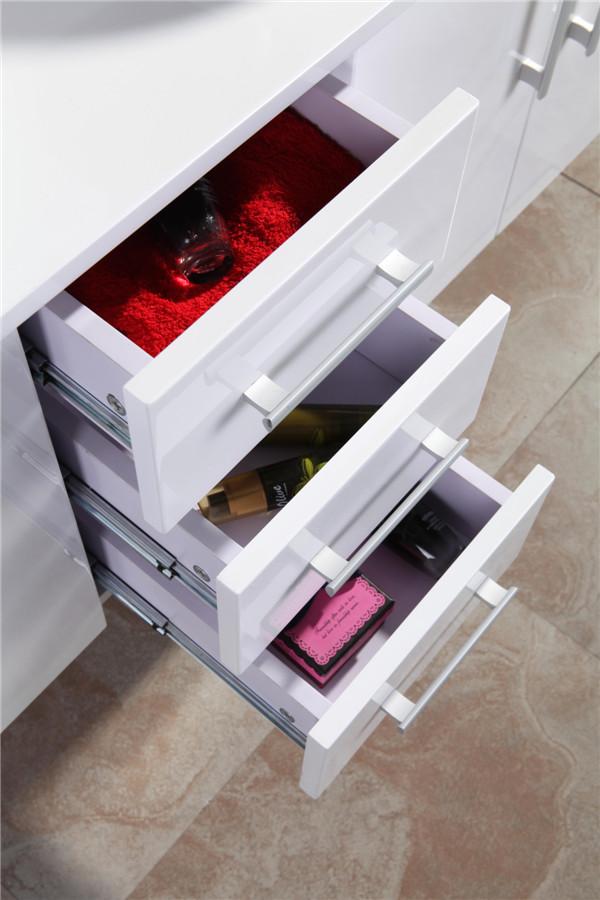 white lion meuble de salle de bain 150 cm lavabo inclus. Black Bedroom Furniture Sets. Home Design Ideas