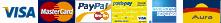 PayPal, Carte di credito