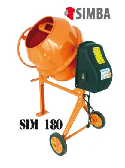 Betoniera Sim 180