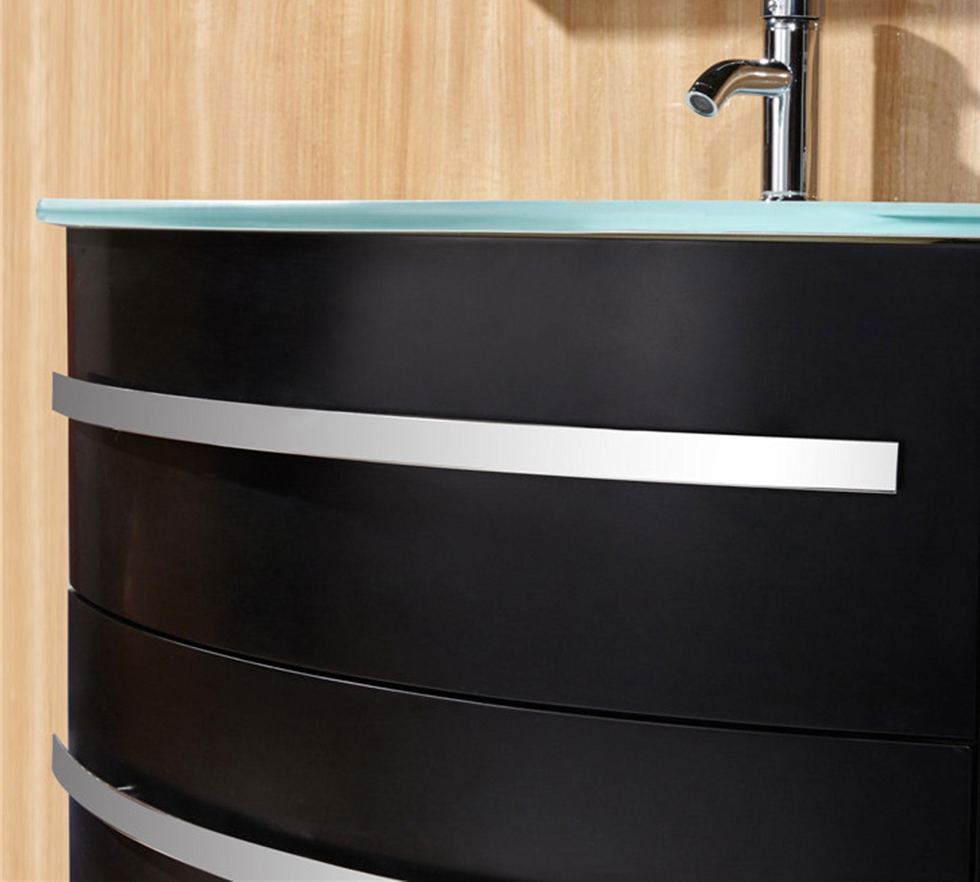 Black ambassador mobile bagno arredo bagno 120 cm - Arredo bagno black friday ...