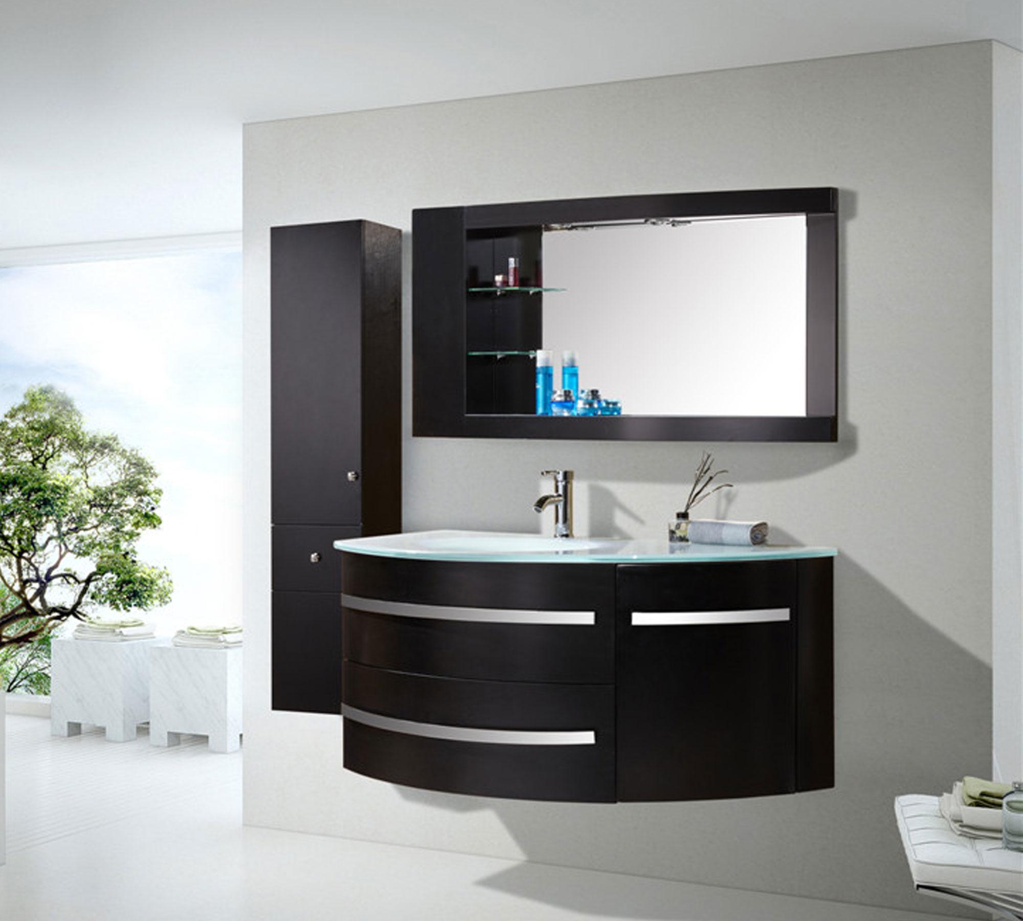 Awesome mobili bagno senza lavabo gallery - Mobile bagno sottolavabo ...