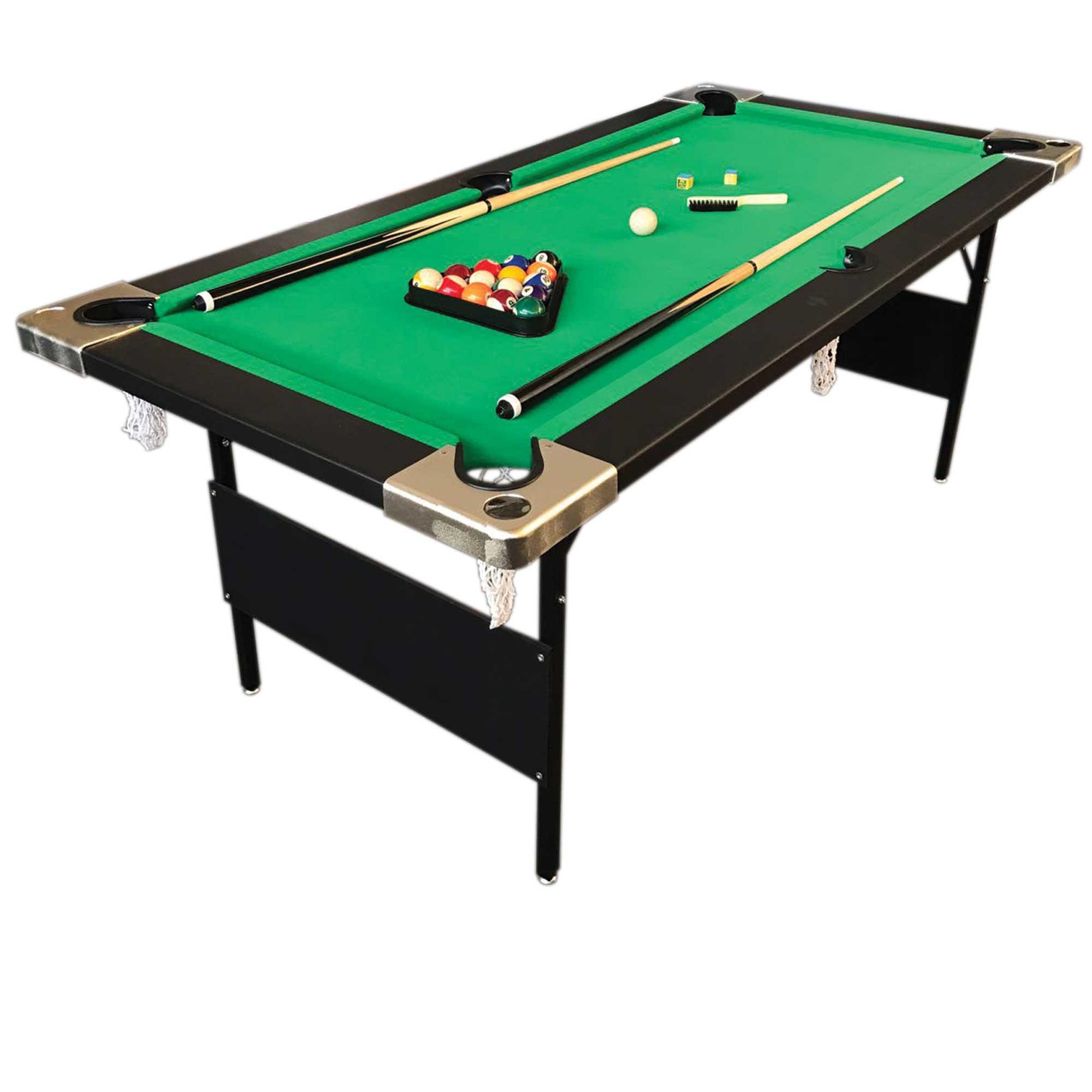 Aladin tavolo da biliardo 6 piedi pieghevole simba shopping - Tavolo da biliardo pieghevole ...