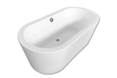 Vasca Da Bagno Freestanding : Vasca da bagno moderna freestanding 170 x 80 cm