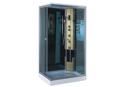 Cabina doccia idromassaggio sauna bagno turco amazon